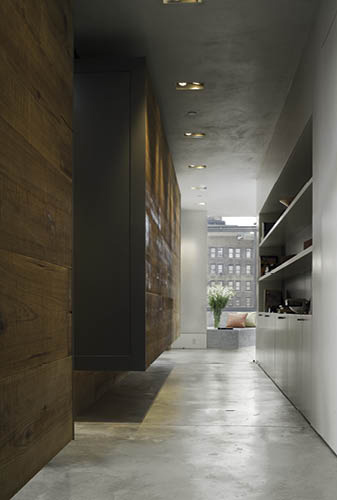 29th Street Penthouse Rogers Marvel Architects
