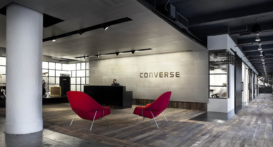 converse shoes corporate office