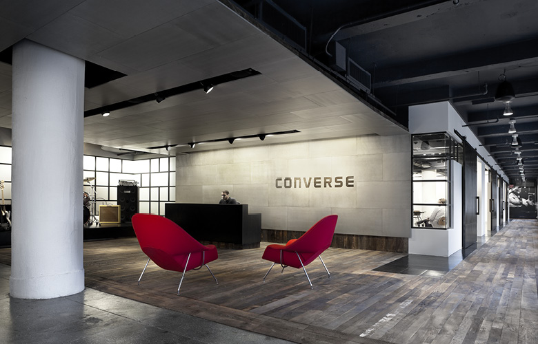 Converse Corporate Headquarters and Showrooms   Rogers