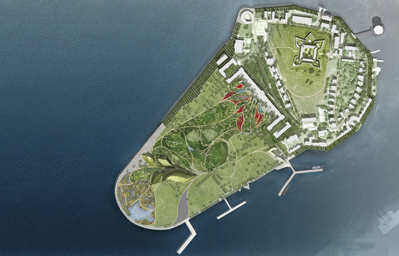 Governors Island Plans Governors Island Park Public