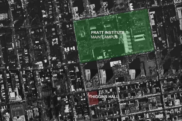 pratt institute facilities plan brooklyn ny rogers marvel completed a ... Brooklyn